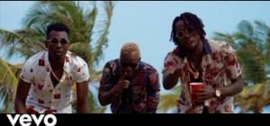Video: Kayve Ft. Rayce & Terry Apala – Hold Somebody